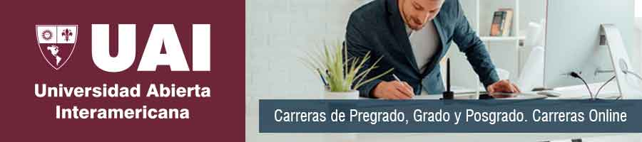 Estudiá en la Universidad Abierta Interamericana